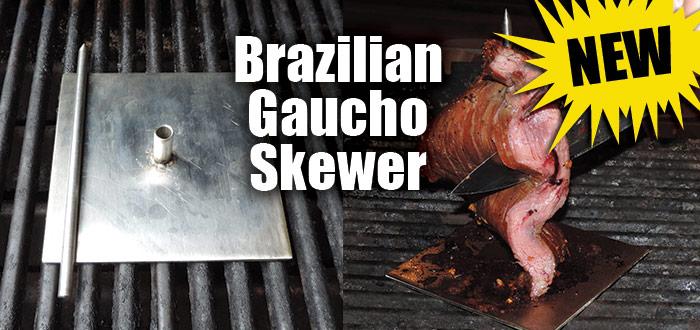Brazilian Gaucho Skewer
